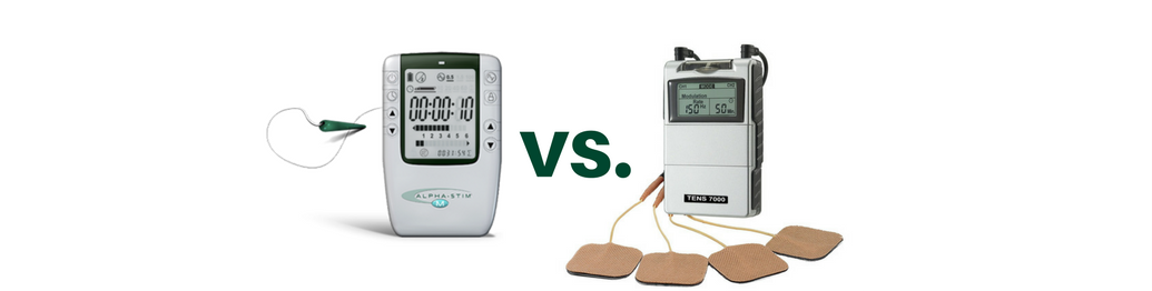 Comparing Alpha-Stim vs. TENS for Pain Relief